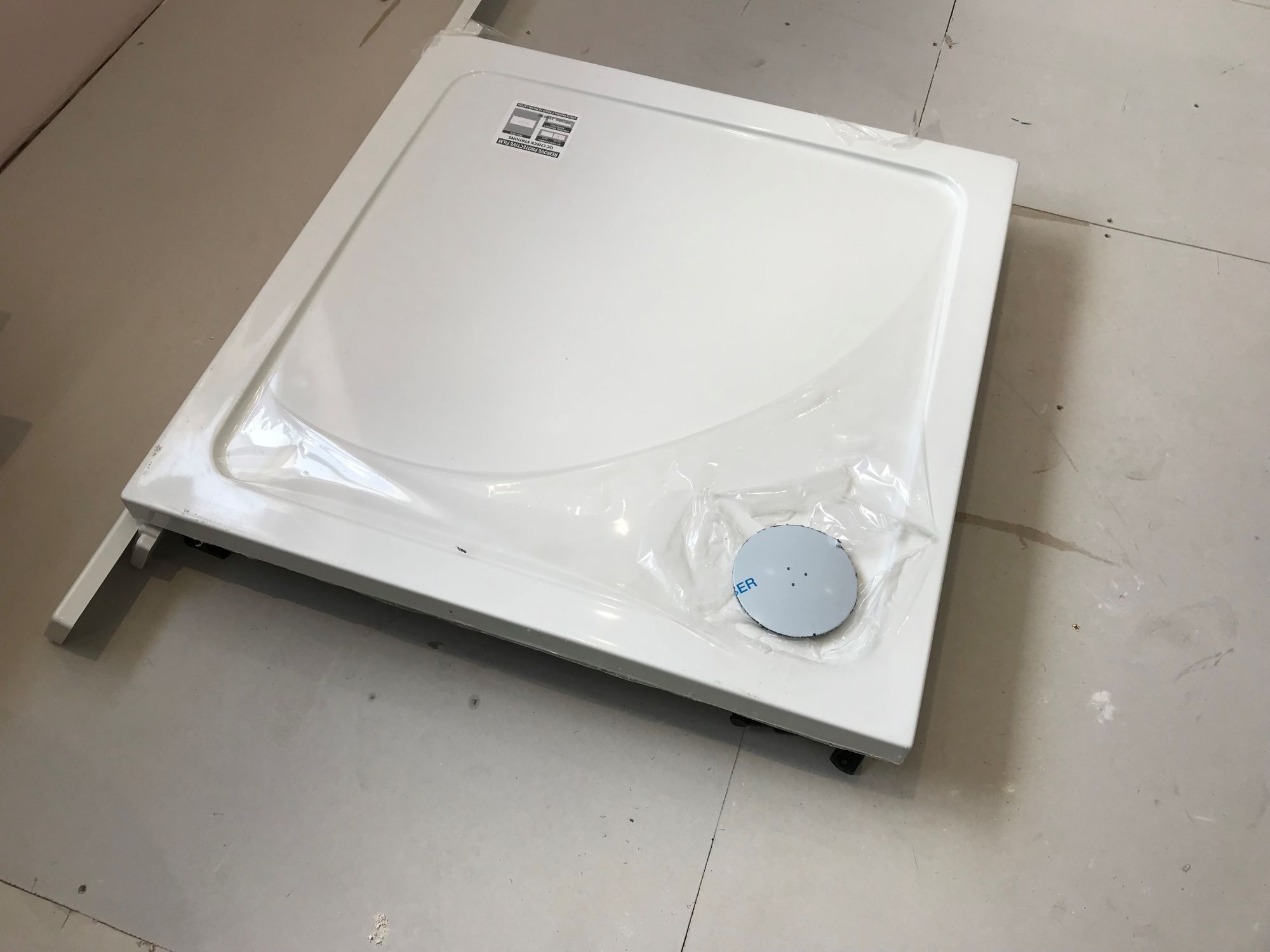 pjh shower tray
